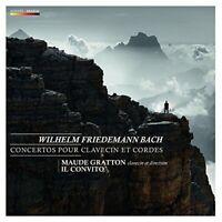 Il Convito - Wilhelm Friedemann Bach: Harpsichord Concertos [CD]