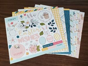 Close To My Heart Daisy Meadows Paper & Stickers