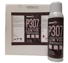 Tensorgrip P307AA Low VOC Contact Adhesive Case with 12 cans