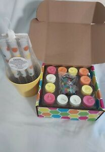 Party Lite Gift Set and Three Torch Candles Gift