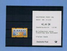 WERTFEHLDRUCK 44 Pfg. Fehlprogrammierung ** + Auto.-Q. 0,44 DM/0,22 EUR 12-01!!