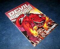 DEVIL DINOSAUR BY JACK KIRBY complete TPB TRADE PAPER BACK MARVEL 184 pg $25 SRP