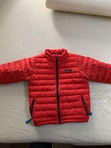 Boys Patagonia Jacket Size 5t