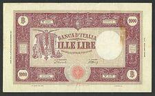 Italy Lire 1.000 BB+++ /q SPL BARBETTI ( Medusa ) Decr. 14-04-1948 RRR 3 !!!!!