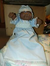 1982 Coleco Black Cabbage Patch Kids Doll