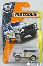 Land Rover 90 1:64 Scale Model Car From Matchbox
