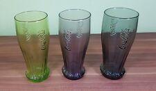 Drei Coca Cola Gläser evtl. von Mc Donalds