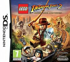 Lego Indiana Jones 2 NDS DS Lite DSi XL Brand New