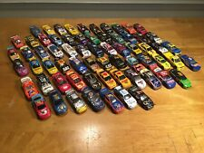 VROOM! Lot Of 66 NASCAR 1/64 Diecast -- Racing Champions, Caliber, Hot Wheels