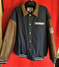 San Diego /LA Chargers Vintage  Starter Varsity Jacket 2XL looks unworn