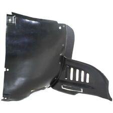 For 540i 97-00, Driver Side Engine Splash Shield, Plastic