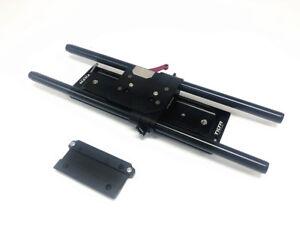 """TILTA TT-C06-D-07 19mm Baseplate+12"""" Dovetail Plate for Arri Standard TT-C06/C07"""