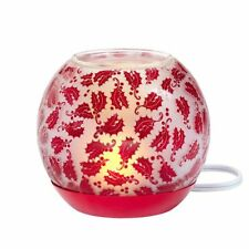 PartyLite ScentGlow Warmer - Holiday Glow - BRAND NEW IN BOX