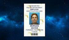 Dexter Morgan ID Card Fridge Magnet. Funny, Inspired by Dexter