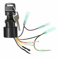 Boat Ignition Key Switch for Mercury Outboard Box Motor 3 Position Off-Run-Start