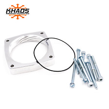 Khaos Motorsports Helix Throttle Body Spacer Dodge Charger/Challenger HEMI 90mm
