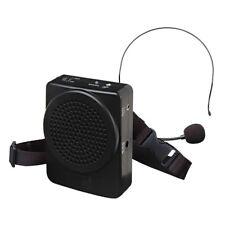 KARMA BM 536 BLACK amplificatore voce diffusore portatile con microfono archetto
