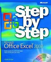 Microsoft  Office Excel  2007 Step by Step (Step By Step (Microsoft))-ExLibrary