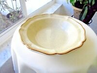 "Set of 2 Mikasa Garden Club EC 400 9 1/2"" Wide Vegetable Bowls"