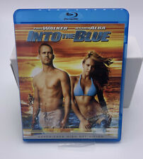 Into the Blue (Blu-ray Disc, 2006) Paul Walker Jessica Alba