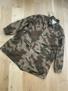 WW2 German Army/Luftwaffe/Elite Fallschirmjäger Sumpftarn Camouflage Jump Smock