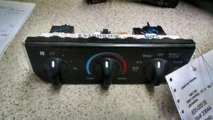 Temperature Control Front Dash Main Control Fits 97-98 EXPEDITION 130984