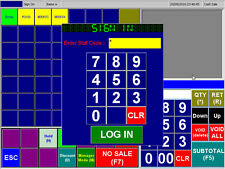 Epos POS X50 Mini S  Software by Epos4U - Turn your pc into a POS Till System