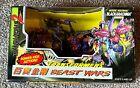 1999 Transformers Beast Wars Transmetal 2 Blackarachnia Mint in sealed box