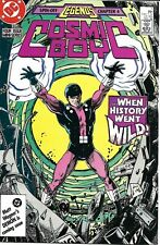 Cosmic Boy '86 1 VF H4