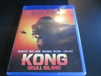 "BLU-RAY NEUF ""KONG : SKULL ISLAND"" Tom HIDDLESTON, Samuel L. JACKSON"
