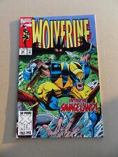 Wolverine 69 . Marvel 1993 . VF