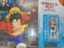ONE PIECE - MONKEY.D.RUFY / MUGIWARA  #1 GASHAPON TOEI ANIMATION HACHETTE