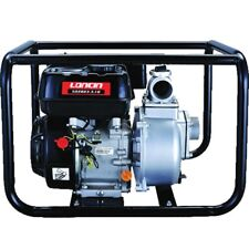 """Loncin 2"""" (50mm) Petrol Driven Water Pump   trench footing cellar flood pond"""