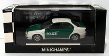 Minichamps 1/43 Scale Diecast 433 120790 - 1997 Alfa Romeo 156 - Polizei