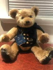 Collectible Harrods Millennium Teddy Bear In Excellent Condition