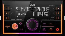 JVC - Built-in Bluetooth - In-Dash Digital Media Receiver - Black