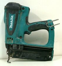 Makita 7.2V Li-Ion Cordless Gas Straight Finishing Nailer GF600 - Bids From $1