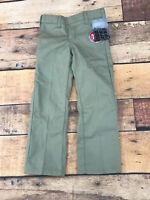 Dickies Youth Khaki Pants Uniform School Size 5 Brand New B112