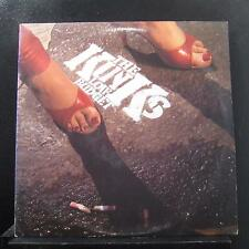 The Kinks - Low Budget LP VG+ AB 4240 Arista 1979 Stereo USA Vinyl Record