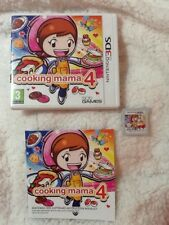 NINTENDO 3DS COOKING MAMA 4 Gameboy 2ds  DS Lite Dsi 3 2 FREE POSTAGE UK GAME