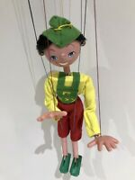 Vintage Pelham Puppets SS Tyrolean Boy 1960's excellent condition + box **SALE**