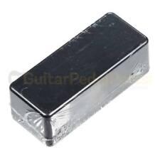 1590A Aluminum Enclosure for Guitar Pedals - BLACK Powder Coated