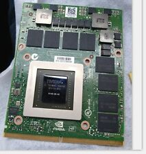 Dell Precision NVIDIA Quadro K5000M 4GB GDDR5 MXM Video Card GPU