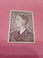 STAMPS - TIMBRE - POSTZEGELS - BELGIQUE - BELGIE 1952 NR 879A **( ref 1296)