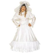 Novia Michelle Disfraz para Niños Vestido de Velo Princesa 116 128% Oferta %