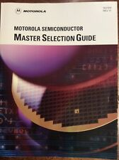 Motorola Semiconductor Master Selection Guide (Q1/1989)