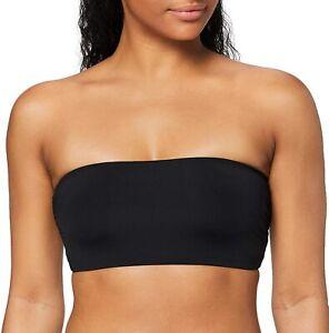 Seafolly ACTIVE Tube Black Bikini Set - Size AU10 US6  RRP $120