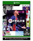 FIFA 21 Microsoft Xbox One XB1 X EA Sports Soccer - New!