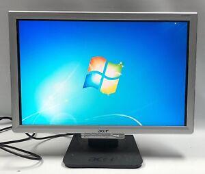 "Acer AL 2016W 20"" Widescreen LCD Monitor"
