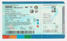 54277 Biglietto stadio - Palermo Atalanta - 2006/2007